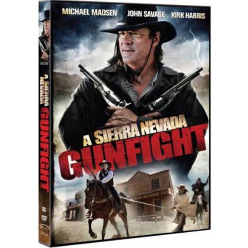 SIERRA NEVADA GUNFIGHT (DVD)