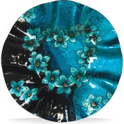 Angelstar Forget Me Not Round Plate (Set of 2)