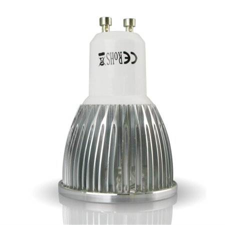 4 x GU10 3W 4W 5W 6W 9W LED SMD Spot Light Bulbs Day/Warm White High Power - image 2 of 8