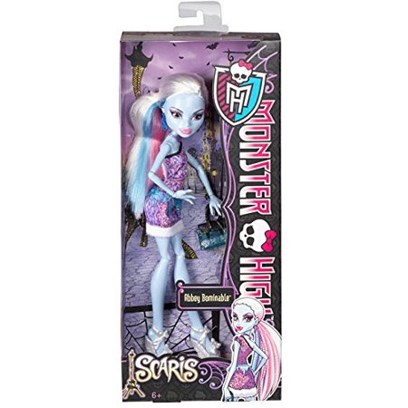 Scaris City of Frights Abbey Bominable Doll, The ghouls of Monster High are hitting the skies for their first trip abroad together in monster style By Monster High](Monster High Doll Catty Noir For Sale)