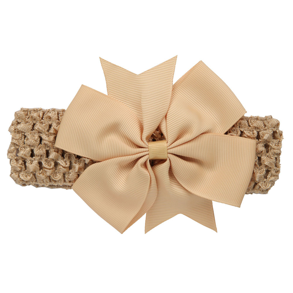 Outtop Girls Wave Headbands Bowknot Hair Accessories For Girls Infant Hair Band