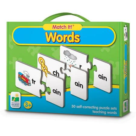 Match It!, Words (Word Match)
