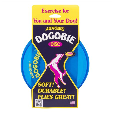 Aerobie Dogobie Disc Outdoor Flying Disc for Dogs - Colors May Vary - image 4 of 5