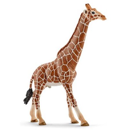 - Male Africa Giraffe Toy Figure