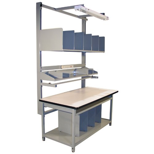 Pro-Line Desk Adjustable Height Workbench by