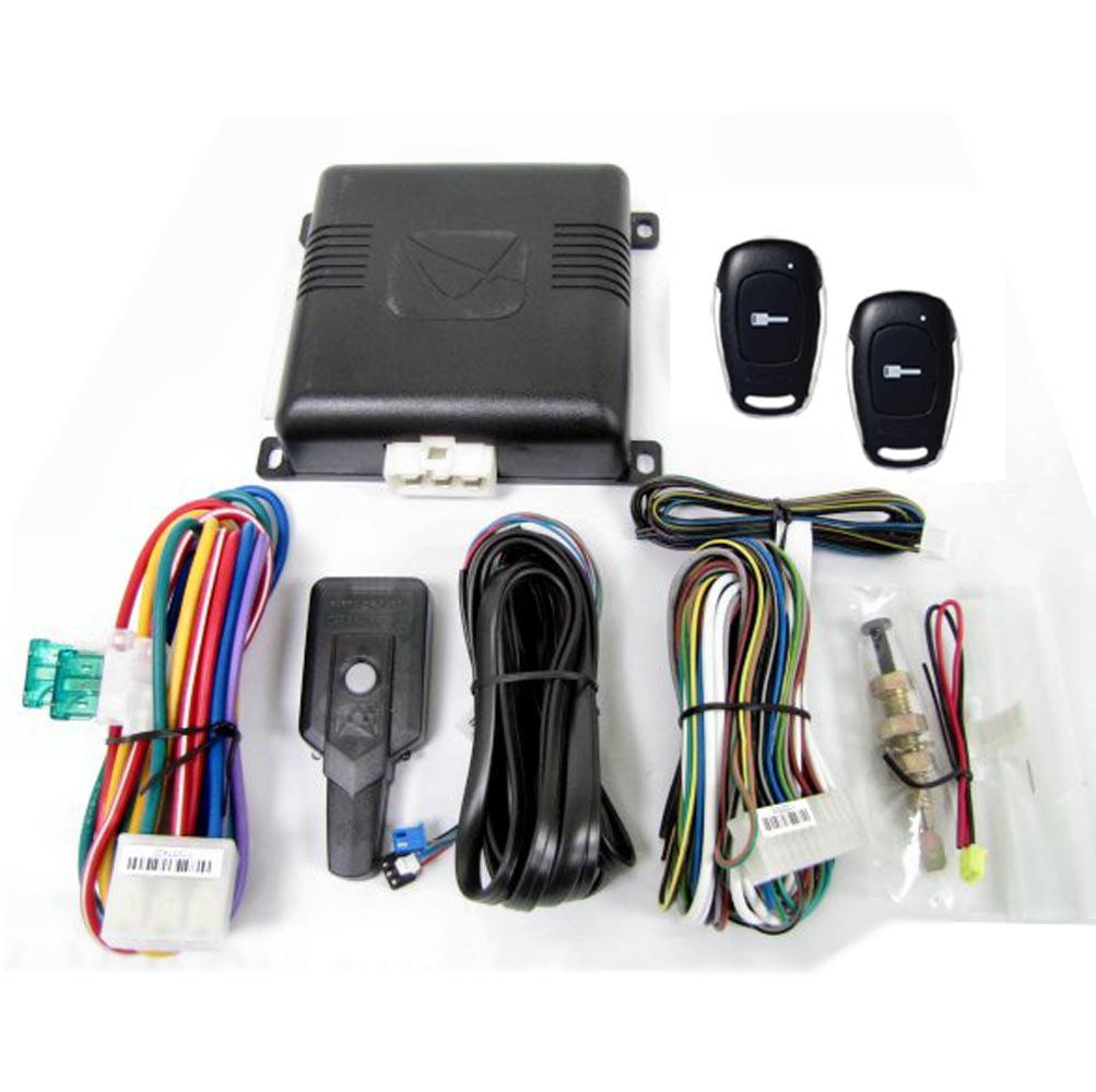 AUDIOVOX PRESTIGE APS901E Long Range Remote Car Starter System w  Transmitters by Audiovox