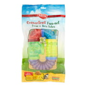 Kaytee CritterTrail Small Animal Fun-nels Twist & Turn Tubes, Assorted Colors