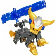 Ionix Tenkai Knights Hos Quadrax Trooper Action Figure