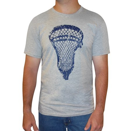 Zone Apparel Lacrosse Men's T-shirt - Lacrosse Head