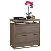 Better Homes and Gardens Nola Lateral File Cabinet, Fine Ash Finish