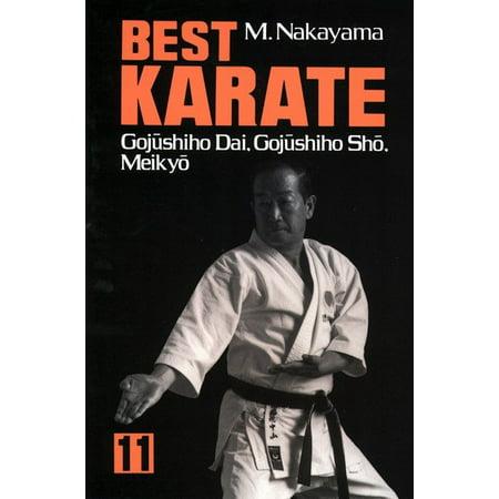 Best Karate, Vol.11 : Gojushiho Dai, Gojushiho Sho,
