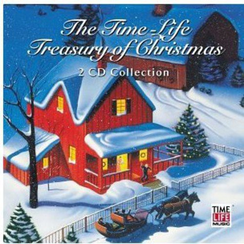 Time-Life Treasury of Chris - Time-Life Treasury of Christmas [CD]