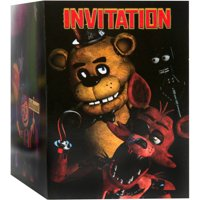Five Nights at Freddy's Invitations, 8ct