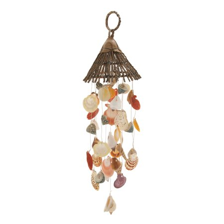 Amazing Shell Wood Wind Chime