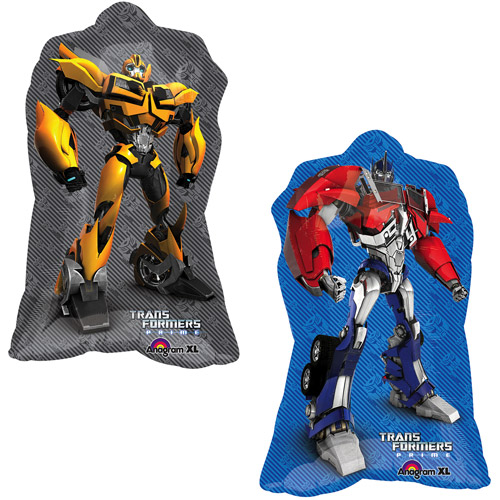 Transformers Prime 2-side Shaped Balloon