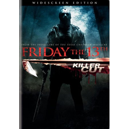 Friday the 13th (DVD) - Halloween Friday