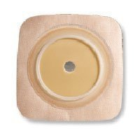 Surfit Natura Durahesive Flexible Skin Barrier With Flange With Tape Collar, Tan, #413166, Size: 1.75... Natura Durahesive Flexible Skin Barrier
