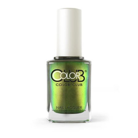 Color Club Nail Polish  Cream  0 5 Fl Oz   Dont Kale My Vibe