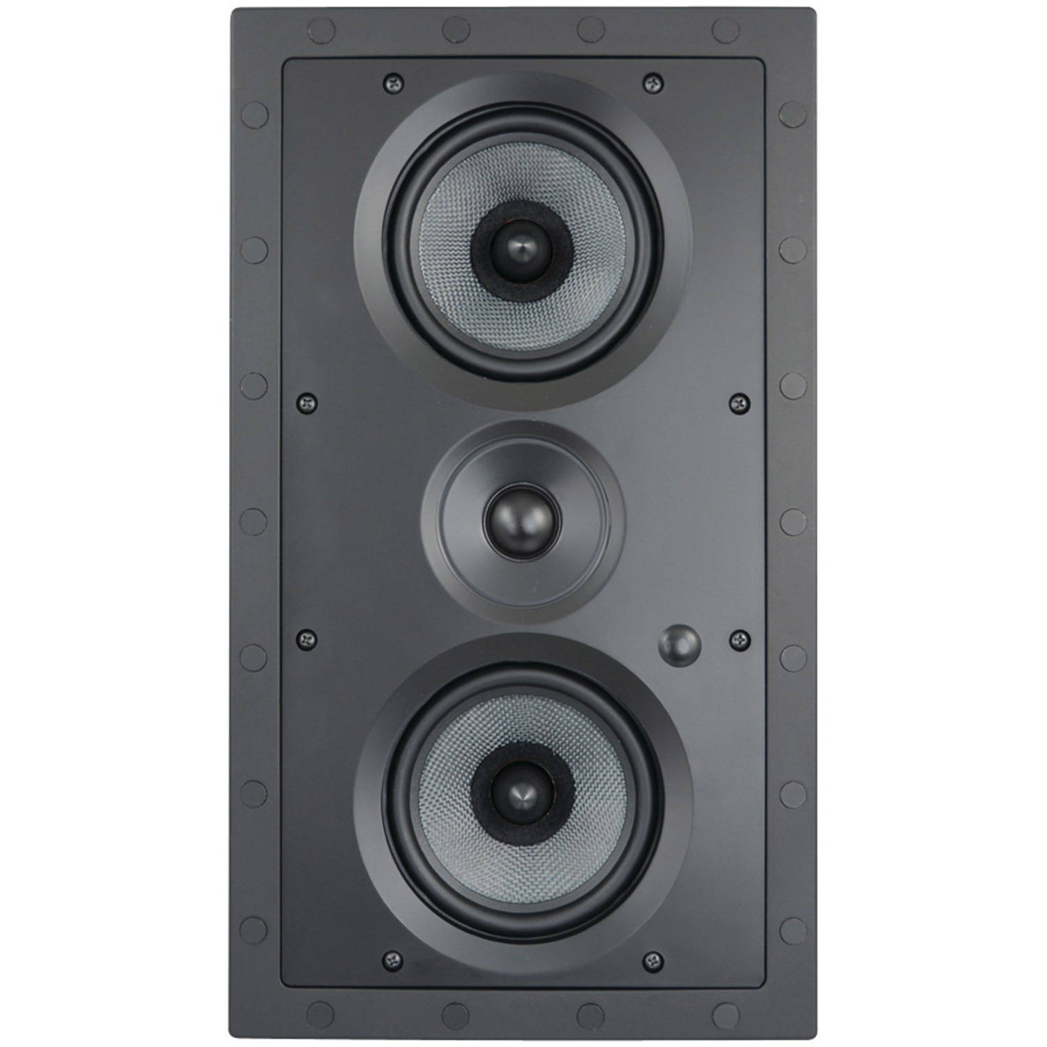 "Architech SE-LCRSF 5.25"" Kevlar Series 2-Way Frameless In-Wall Speaker"