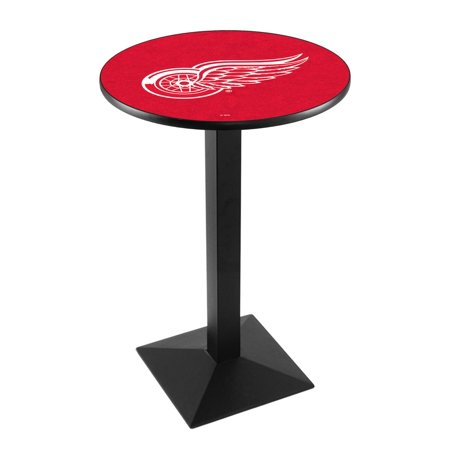 Detroit Red Wings Pub Table - L217 - 42
