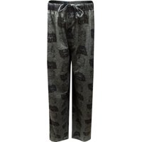 marvel comics black panther guys lounge pants