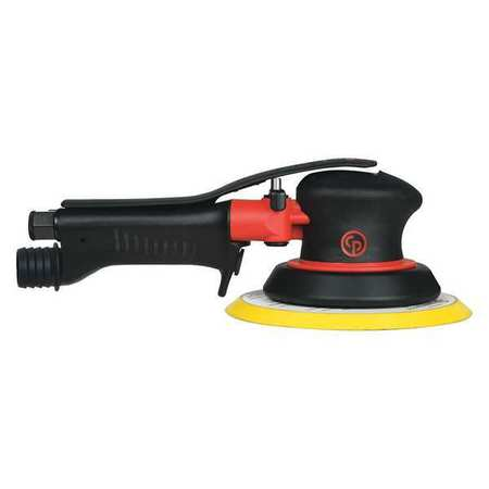 CHICAGO PNEUMATIC CP7215HCVE Air Random Orbital Sander, 3/8 in. G4142026