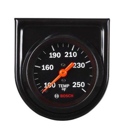 Sunpro Gauges/ SPX Shop Tools SP0F000053 Gauge Oil Temp/ Trans Temp/ Water Temp Style Line (TM)  - image 1 de 1