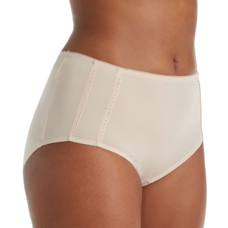 Women's Leading Lady 5800 Cooling Full Coverage Brief Panty Full Coverage Lace Panties
