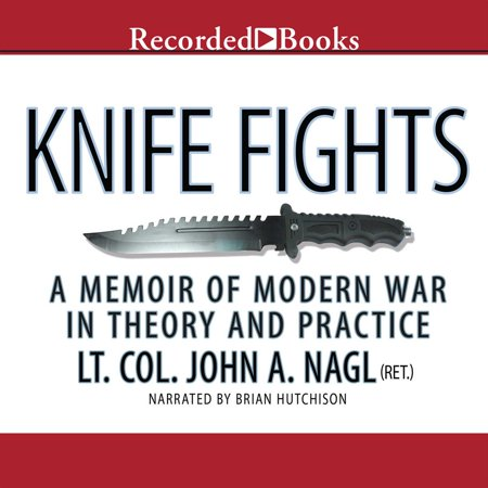 Knife Fights - Audiobook