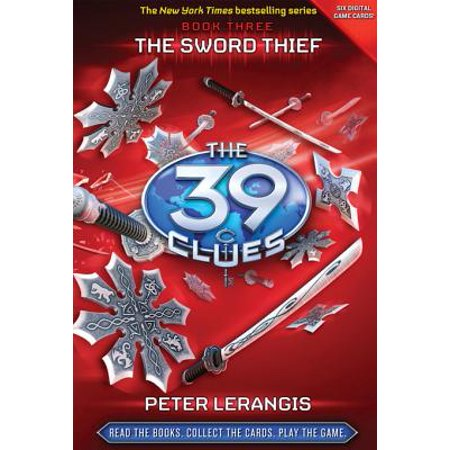 The 39 Clues Book 3: The Sword Thief - eBook - Narnia Peter Sword