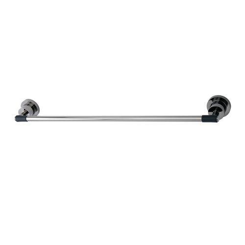 Kingston Brass  BA8212BKDKL  Towel Bar  Water Onyx  Accessory  18 Inch  ;Black Nickel