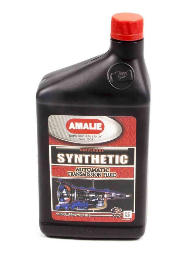 Amalie Universal ATF Transmission Fluid 1 qt P N 72866-56 by Amalie