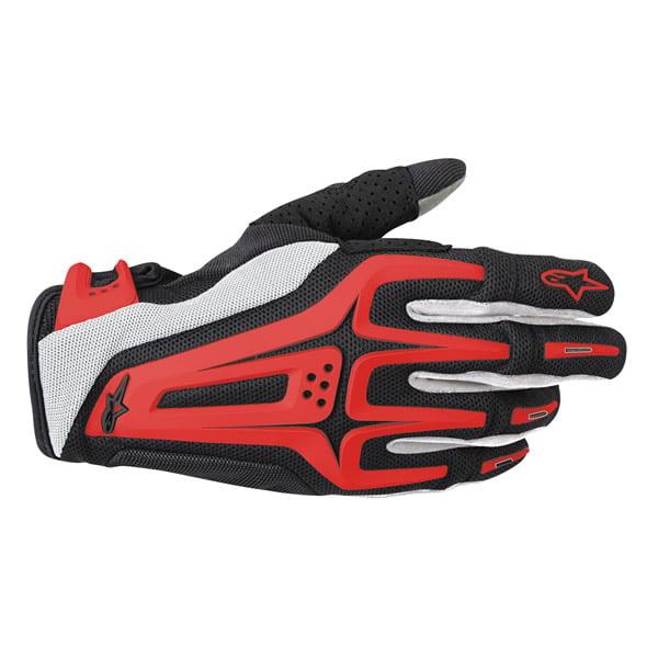 Alpinestars Dual Enduro Gloves Black/Red XL