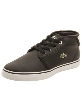 2d6629c59fee2d Product Image Lacoste Toddler Ampthill 117 Sneakers in Black White