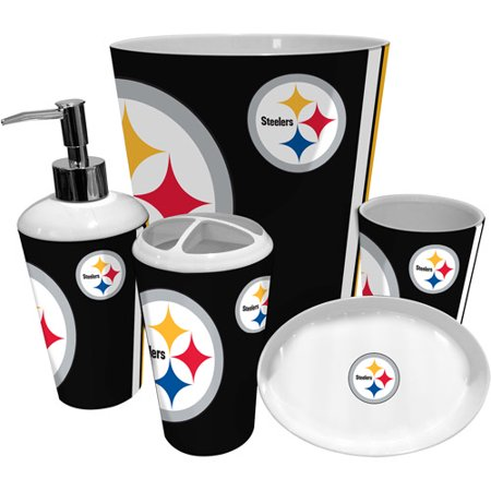 Nfl Pittsburgh Steelers Decorative Bath Collection Soap Dish