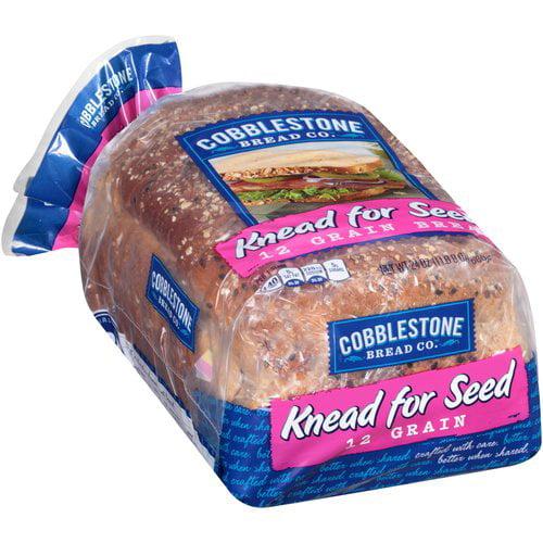 Cobblestone Bread Co. The Knead for Seed Wheat Bread, 24 oz