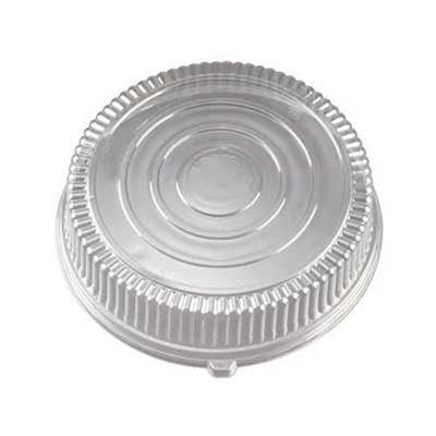 PET High Dome Lid for 18 Inch Tray /Set of 25