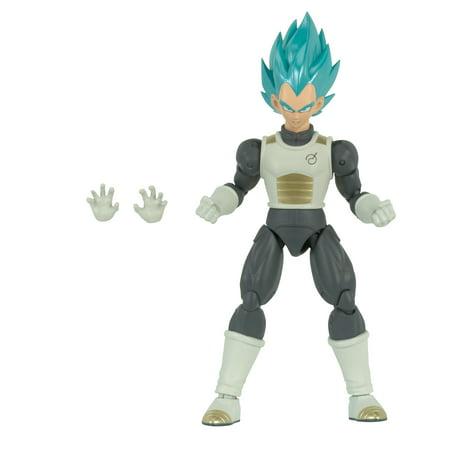 Super Saiyan Blue Vegeta (Super Saiyan Hair)