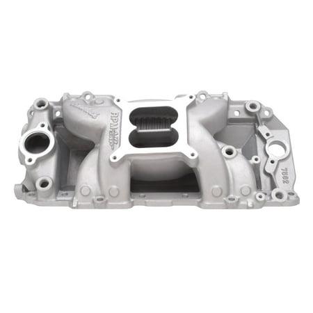 Edelbrock 7562 RPM Air-Gap 2-R Intake Manifold - Integra Type R Intake Manifold