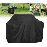 BBQ Cover Grill Accessories Outdoor Waterproof Barbeque Cover Dust Rain UV Resistant Grill Cover