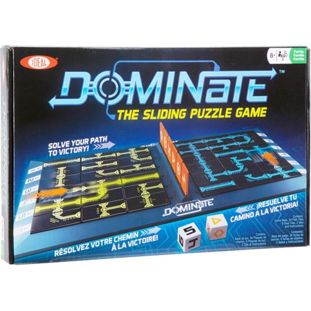 Ideal Dominate The Sliding Puzzle Game
