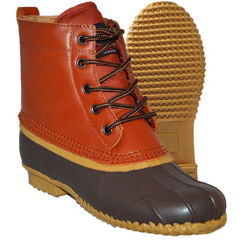 Men's Original 5 Eye Leather Lace-Up Waterproof Winter Boot with  200g Thermo Lite Insulation
