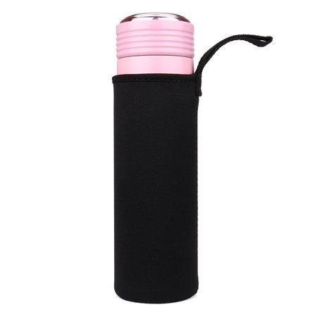 Sport Water Bottle Cover Neoprene Insulator Sleeve Bag Case Pouch For 420ML - Neoprene Water Bottle Cover