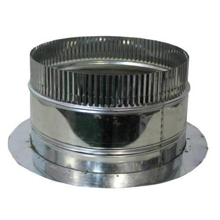Ideal-Air Duct Collar Air Tight 4 in (30/Cs)