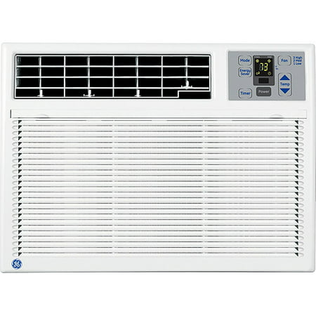 Ge 8 000 Btu Electronic Window Air Conditioner Cool White