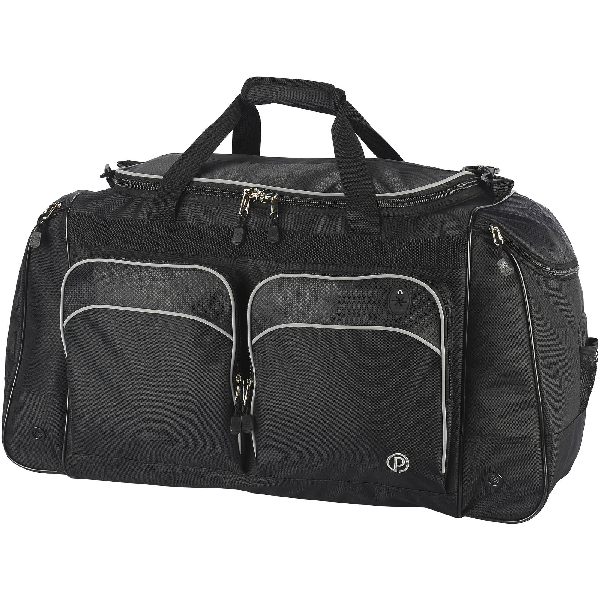"Protege 28"" Sports Duffel, Black"