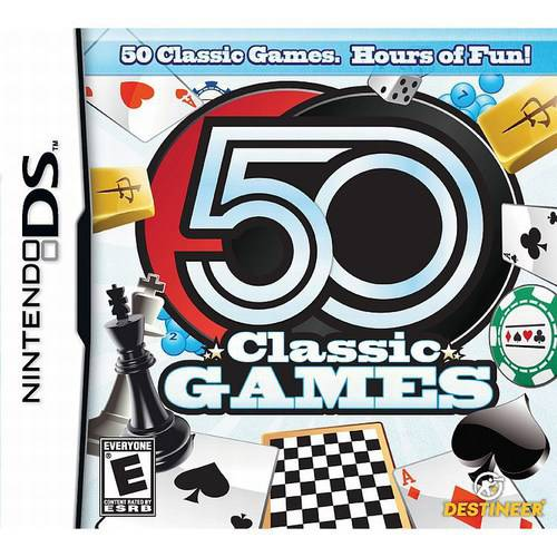 Pre-Owned 50 Classic Games DS Pre-Owned