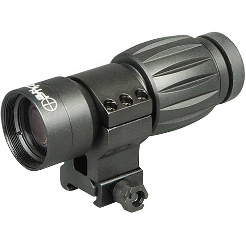 Sun Optics USA 3x Magnification Electronic Sighting Device Magnifier
