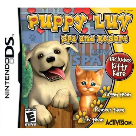 Puppy Luv Spa and Resort - Nintendo - Puppy Luv