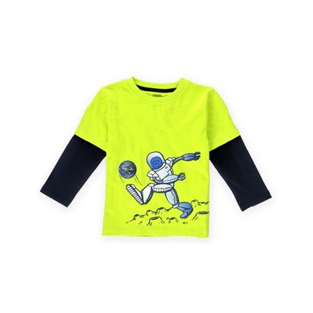 Gymboree Boys Monster Kick Graphic T Shirt